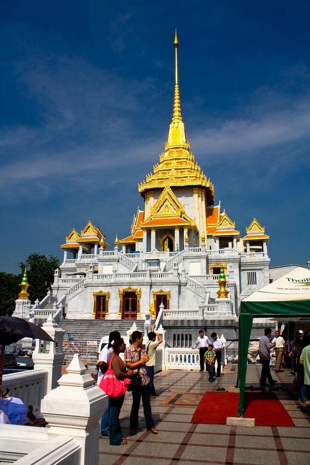 Правила посещения Храма Золотого Будды