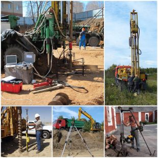 Проведение инженерно-геологических изысканий - гарантия надёжной постройки