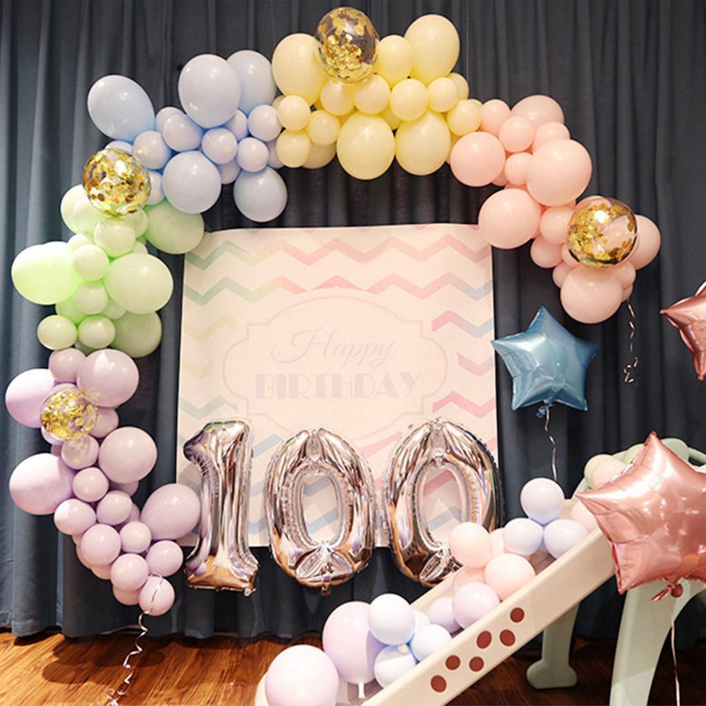 Украшение праздников воздушными шарами - модный тренд