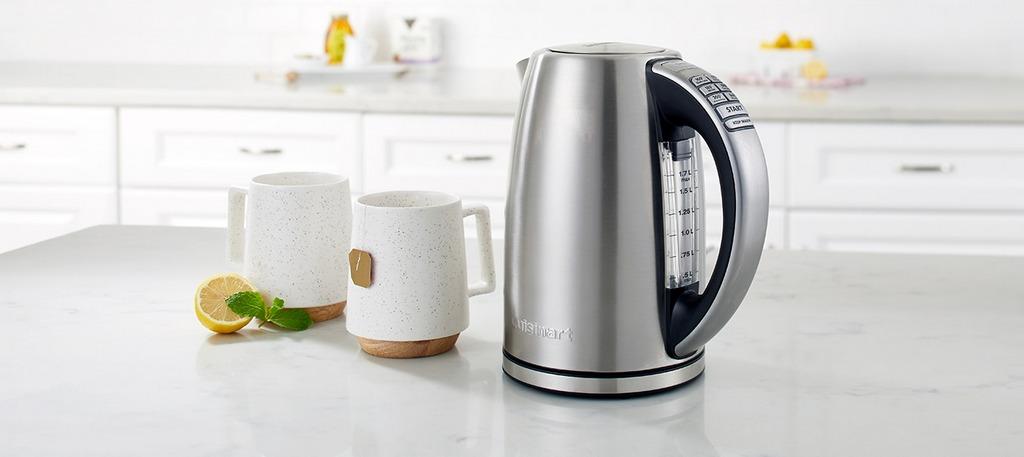 Выбор материала электрического чайника