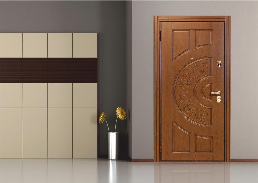 Двери из массива - достойная альтернатива дверям из МДФ