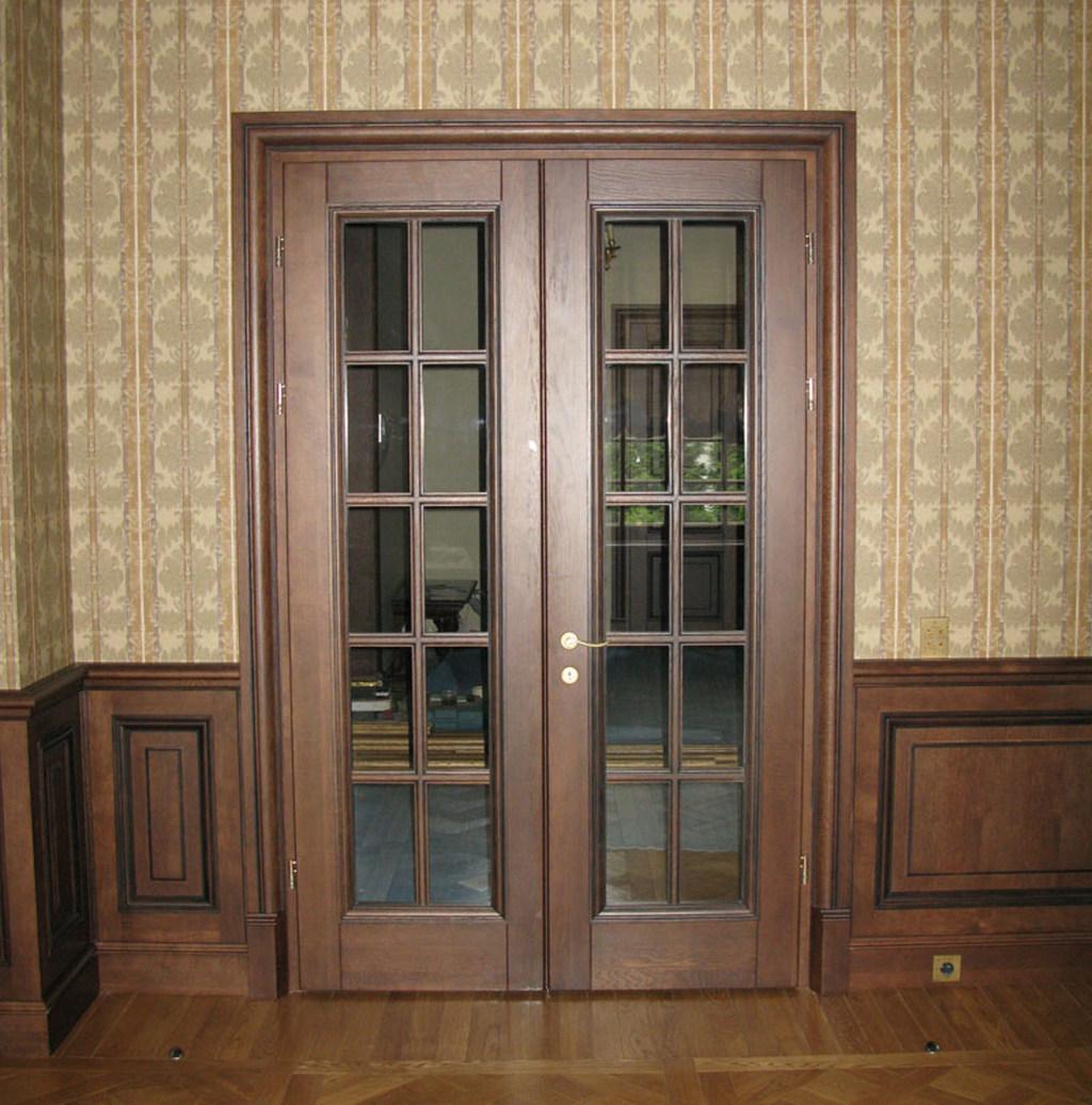 Характеристики дверей межкомнатных из соснового массива