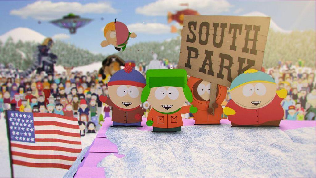 История сериала South Park