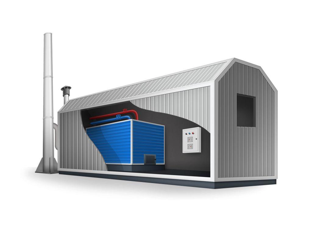 Из чего состоят быстровозводимые здания и сооружения?