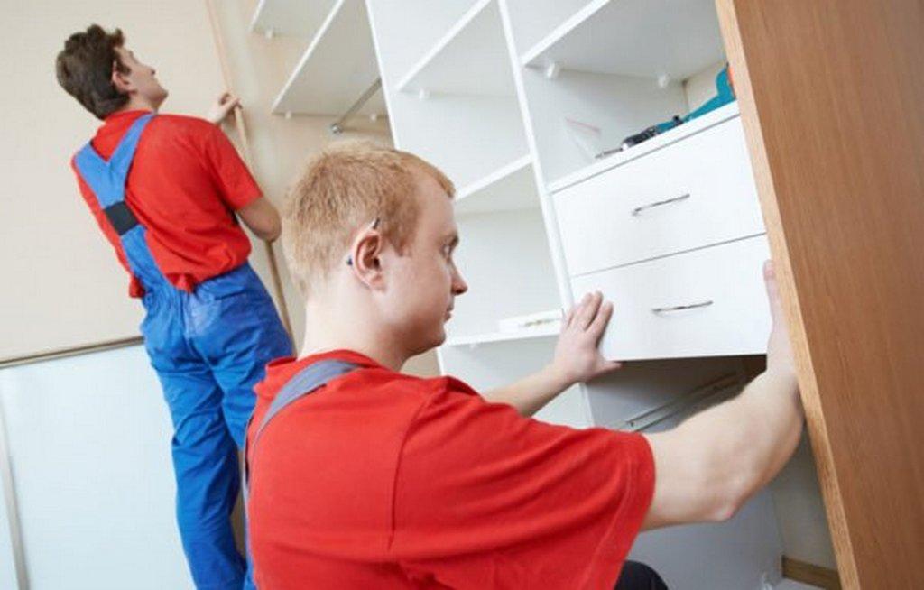 Как починить шкаф-купе