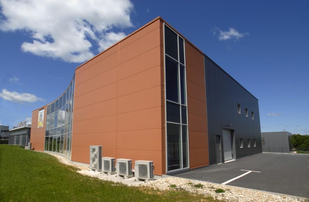 Как проходит строительство быстровозводимых зданий из металлоконструкций