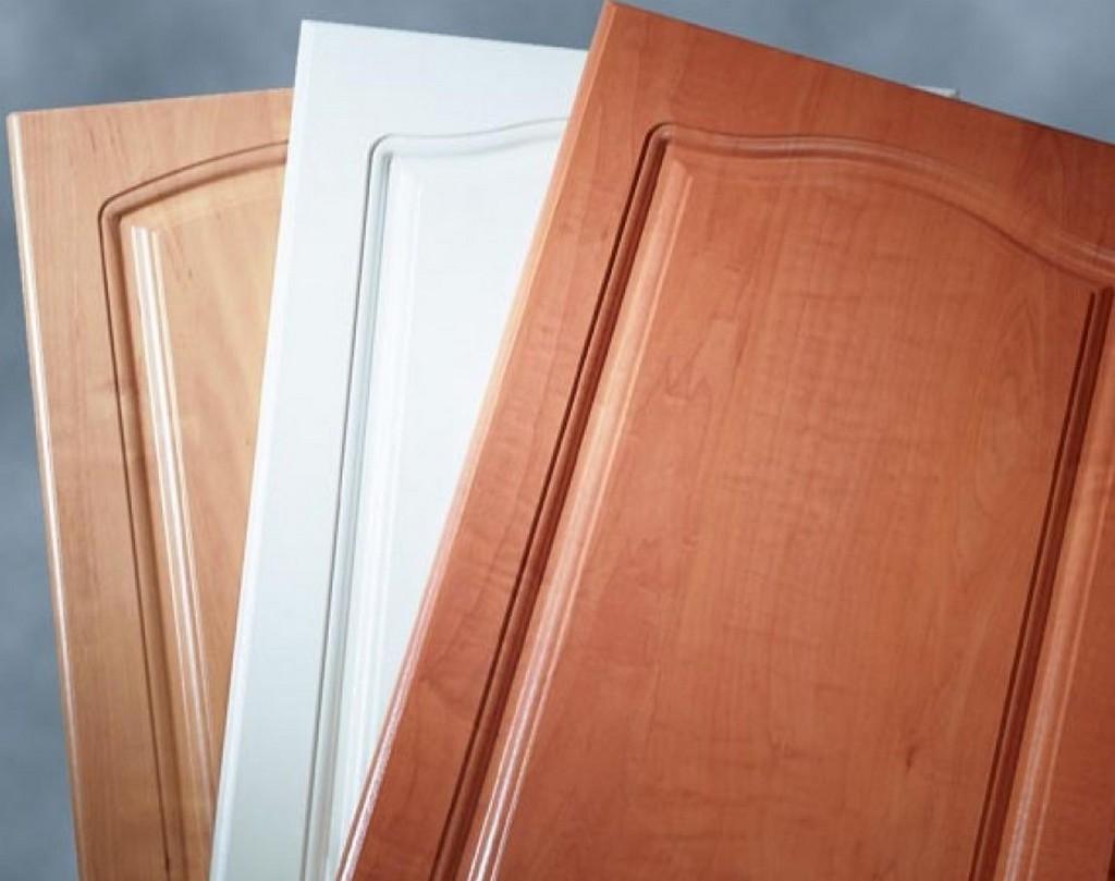 Конструкция дверей из МДФ