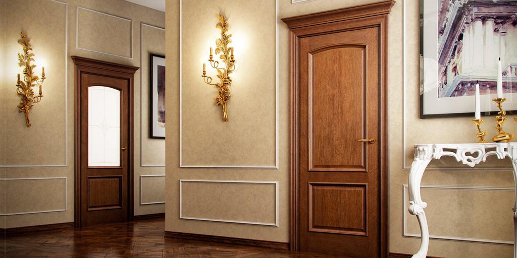 Процесс производства двери из МДФ
