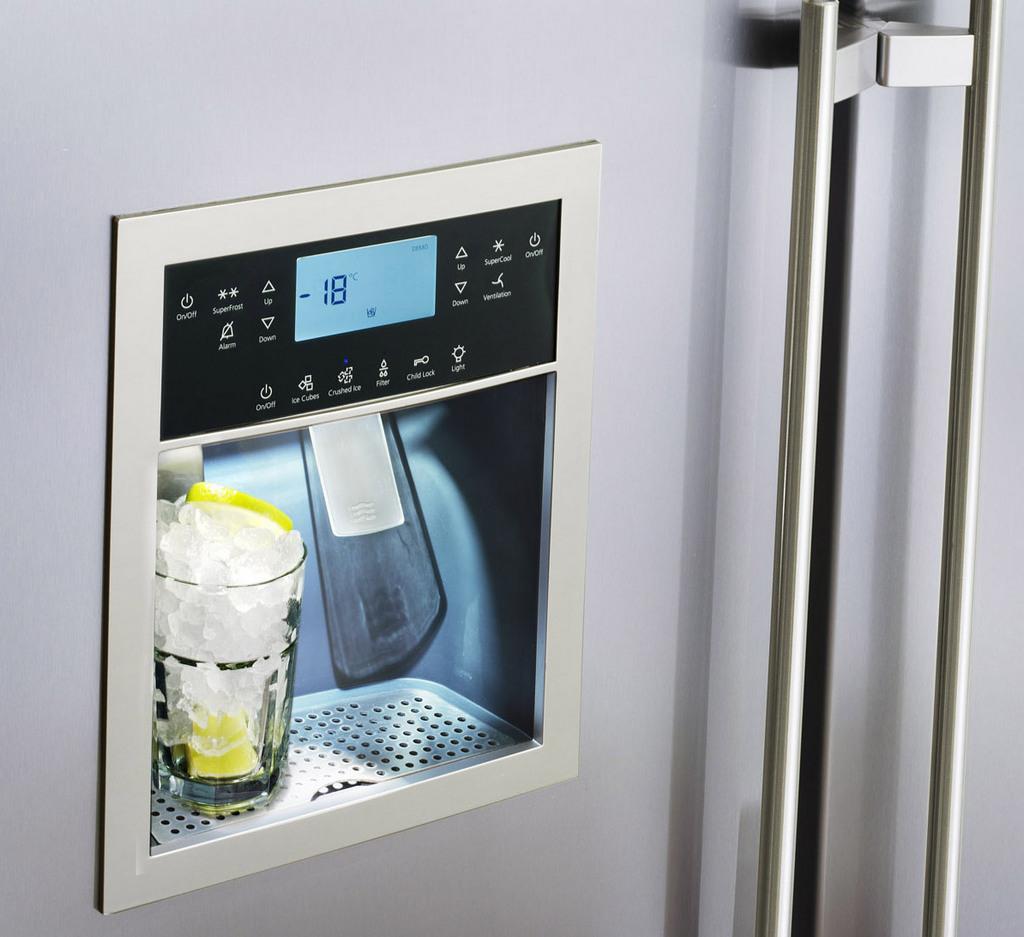 Расширенные функции холодильника
