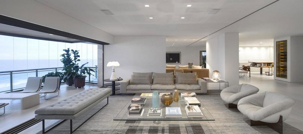 Удобства планировки квартир большой площади