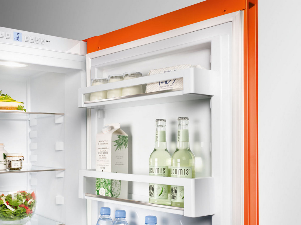Внутреннее оснащение холодильника