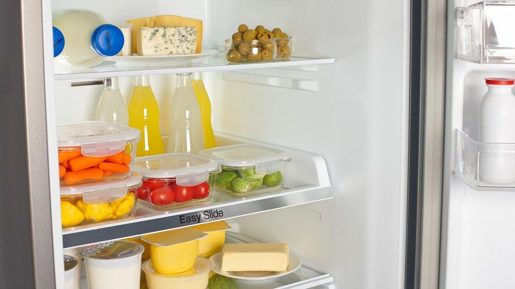 Возможная комплектация холодильника