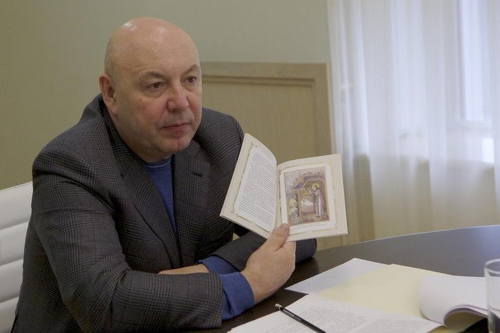 Кто такой Николай Буханцов