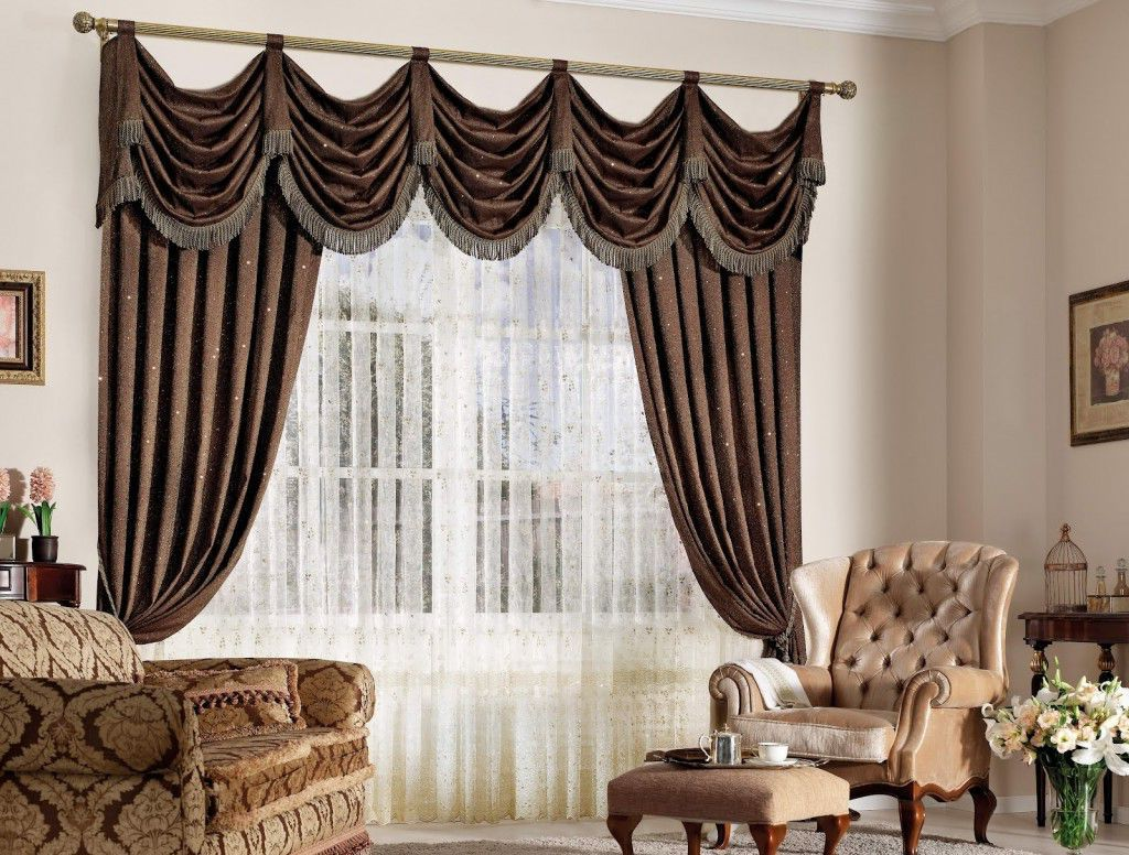 На заказ или готовые: какие шторы подойдут для гостиной