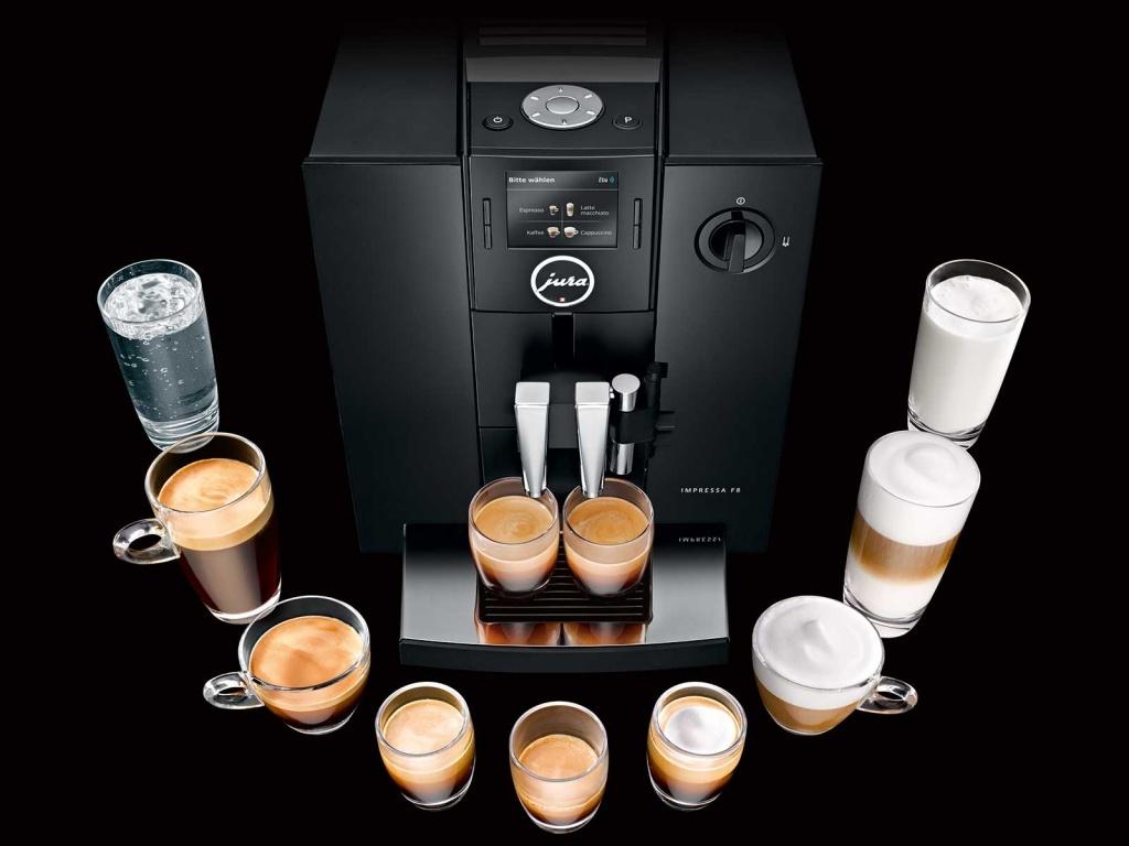 Почему стоит выбрать именно автоматическую кофемашину