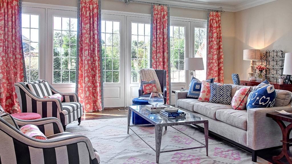 Полезные советы по выбору шторы для зала