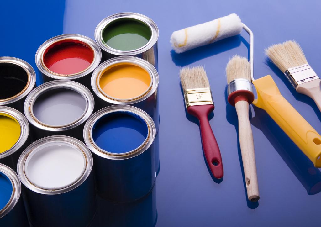 Рекомендации по выбору краски для обоев