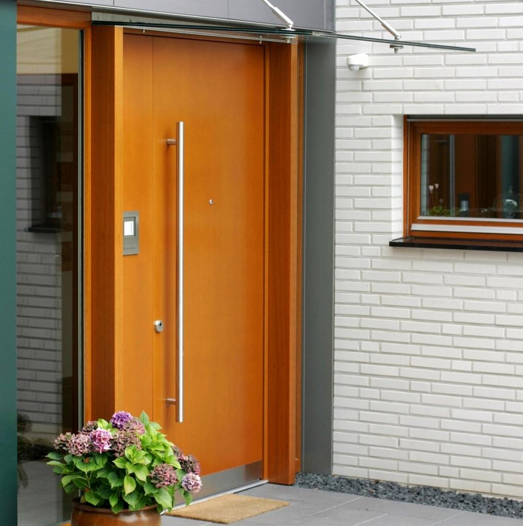 Требования к полотну входной двери