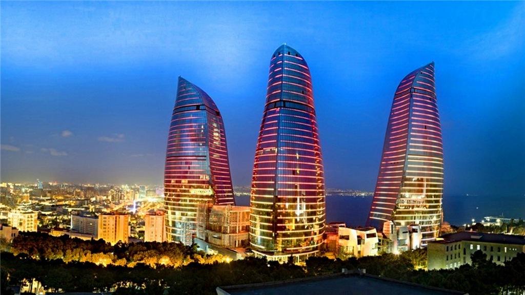 Азербайджан страна огня