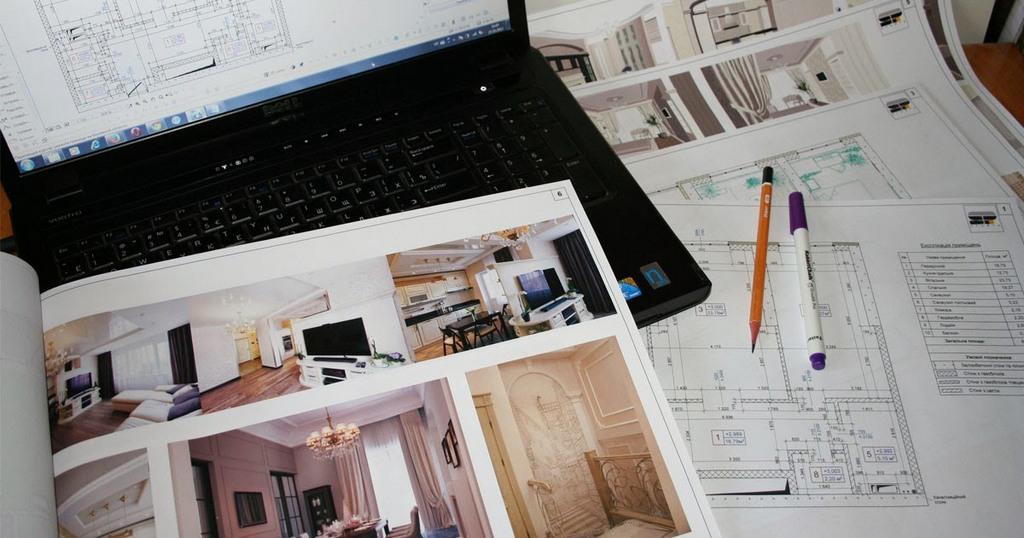 Этапы работ по составлению дизайн-проекта