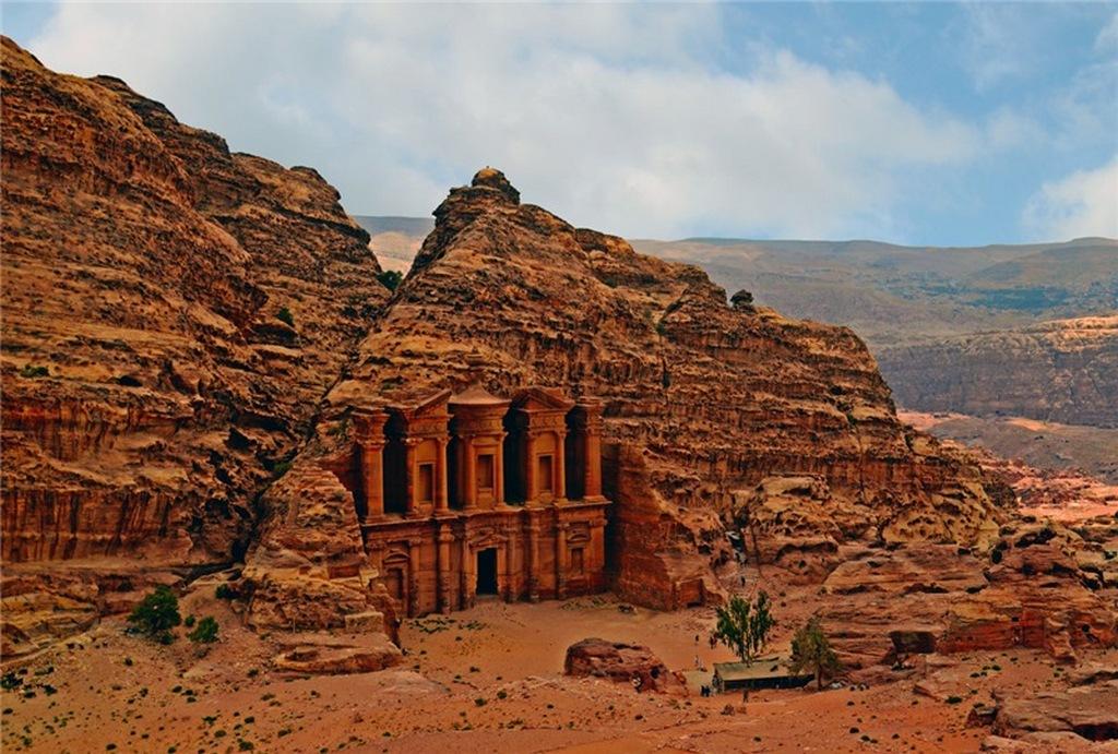 Иордания в пустыню за здоровьем