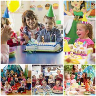 Как провести детский праздник и создать праздничную атмосферу