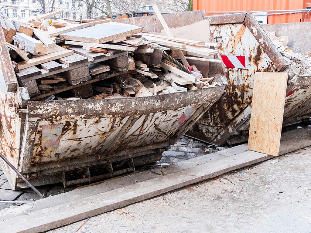 Как проводится погрузка и вывоз строительного мусора