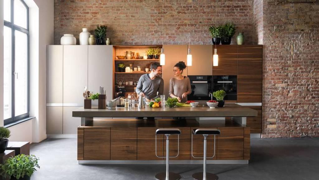 Как создать эргономичную кухню