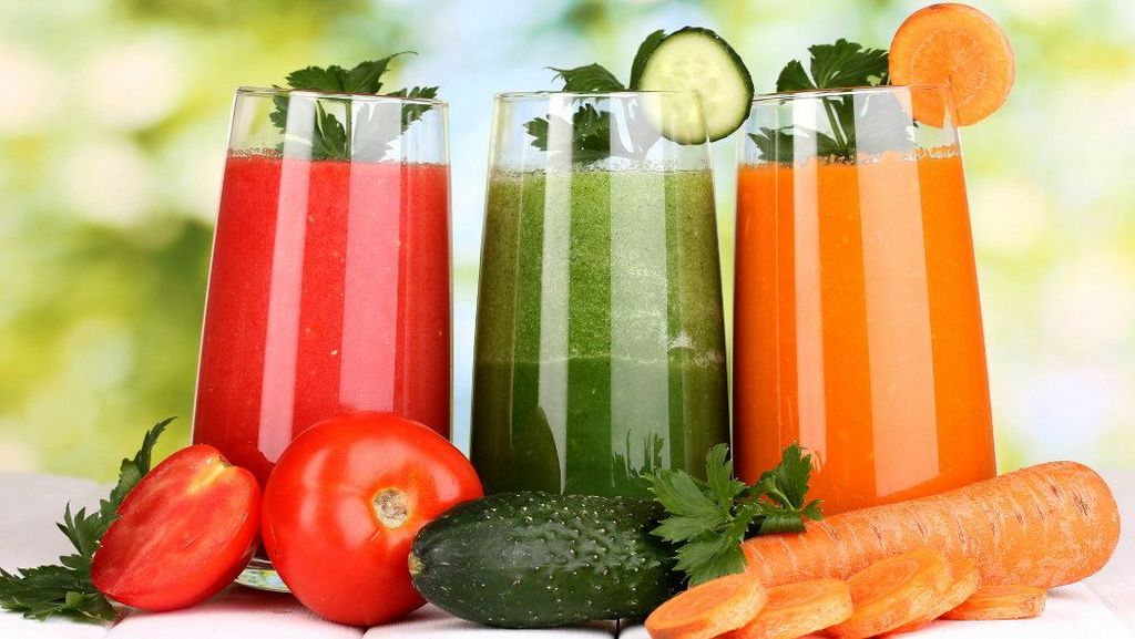 Рацион питьевой диеты