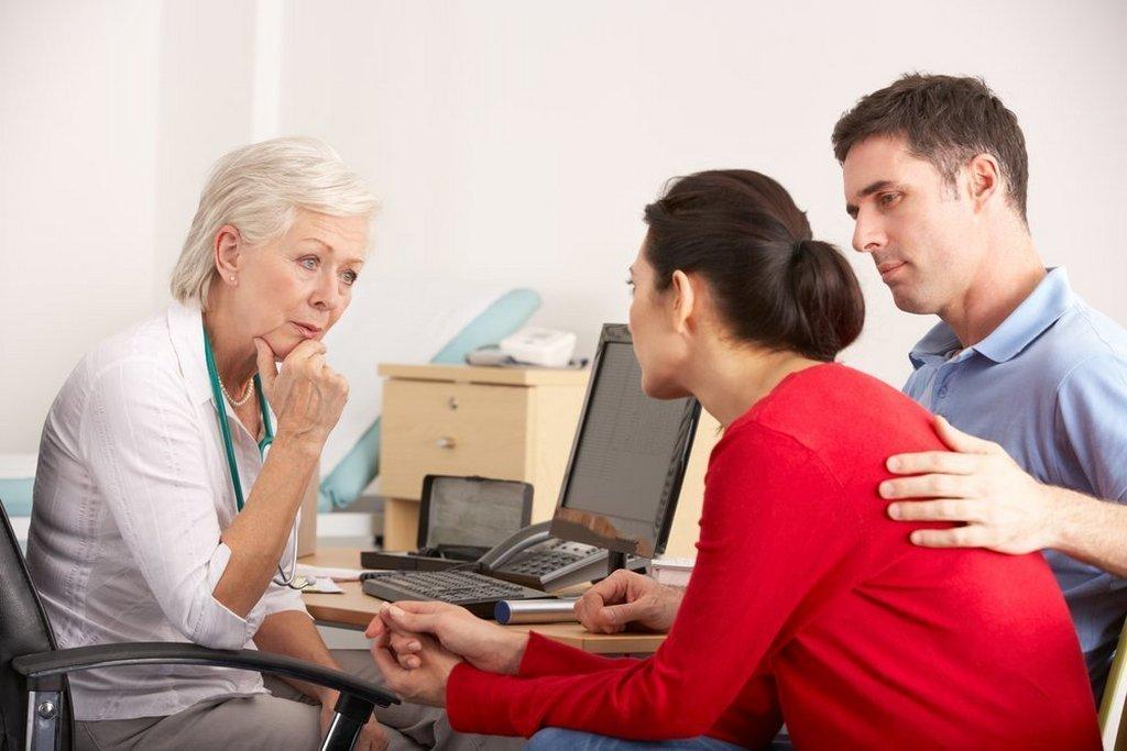 Визит к гинекологу, вопросы врачу