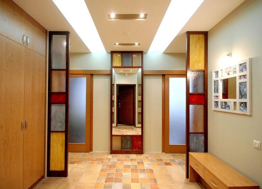 Выбор светильников в зависимости от размеров коридора