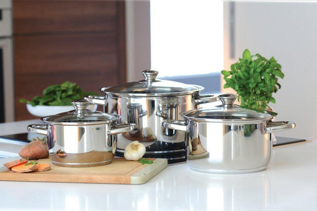Хорошая посуда - вкусная и полезная еда