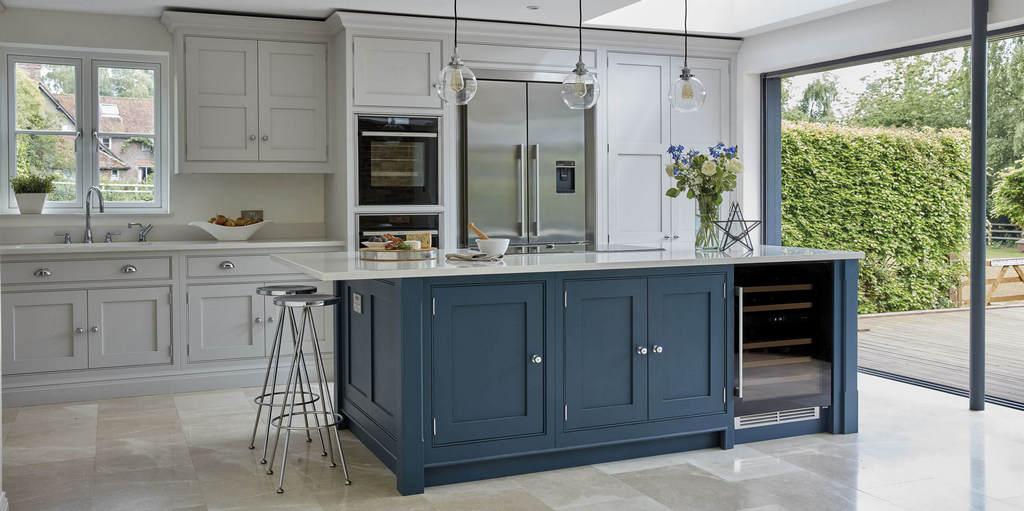 Как расставить мебель для кухни в интерьере