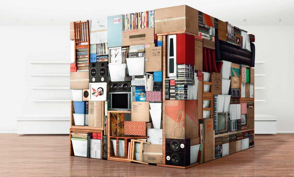 Почему не стоит оставлять вещи в помещении во время ремонта