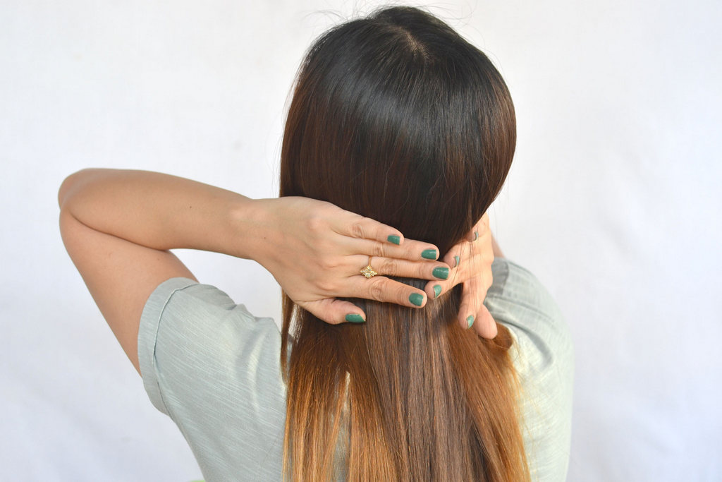 Секрет 1. Выпрямляя волосы пользуйтесь термозащитой