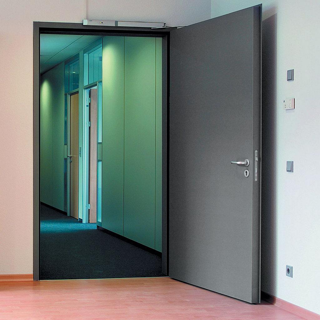 В каких случаях огнеупорная дверь точно необходима?