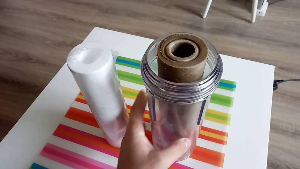 Что такое титановый фильтр для воды