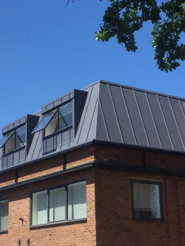 Мансардная крыша — расширяем жилое пространство
