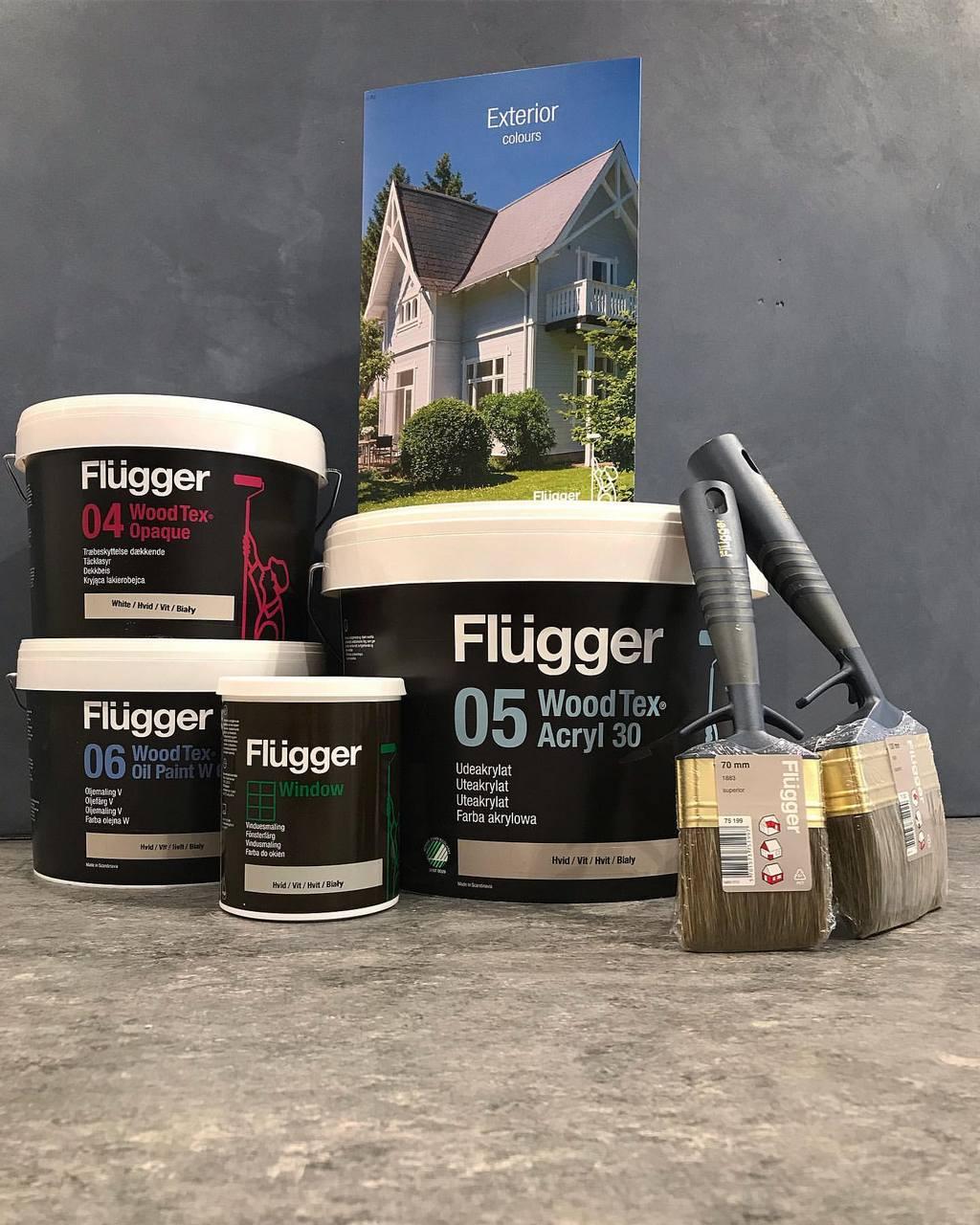 История фабрики Flugger