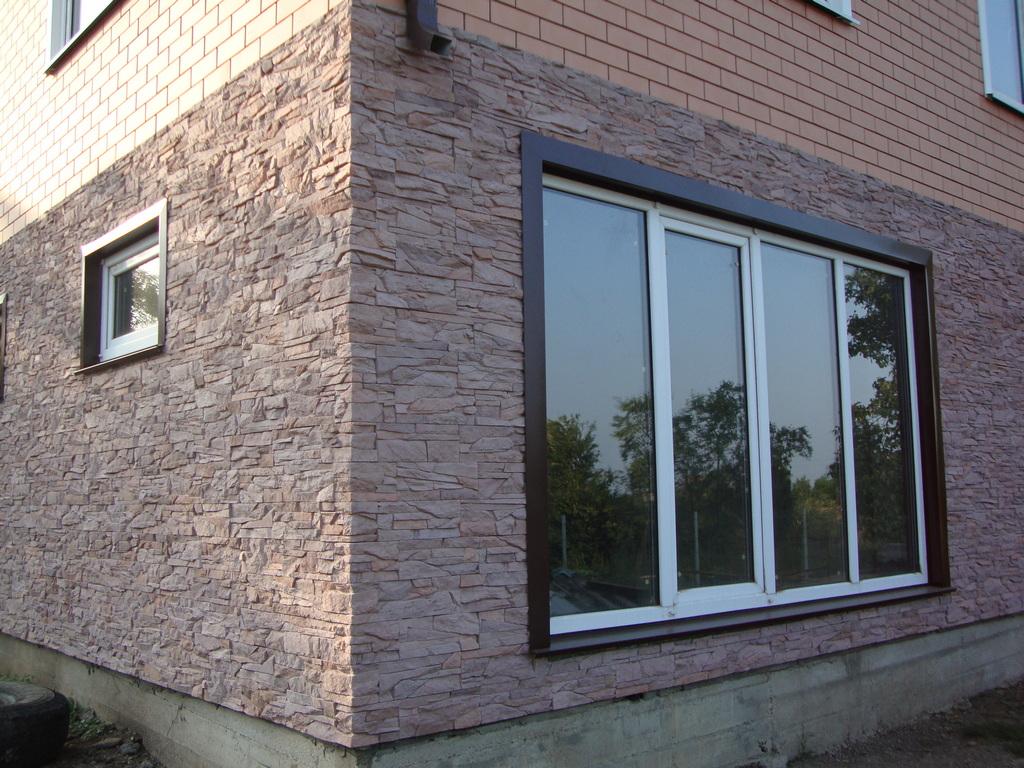 Камень для облицовки фасада