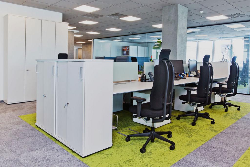 Новый офис какая мебель в нём понадобится