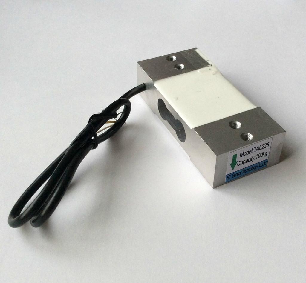 Одноточечные тензодатчики специфика, область использования