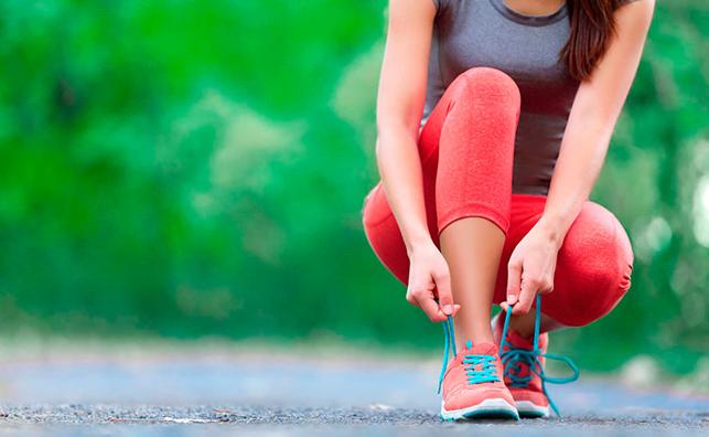 Почему болят ноги при не правильном завязывании шнурков