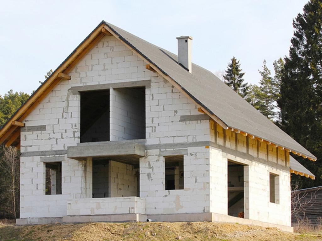 Современное строительство домов из пеноблоков
