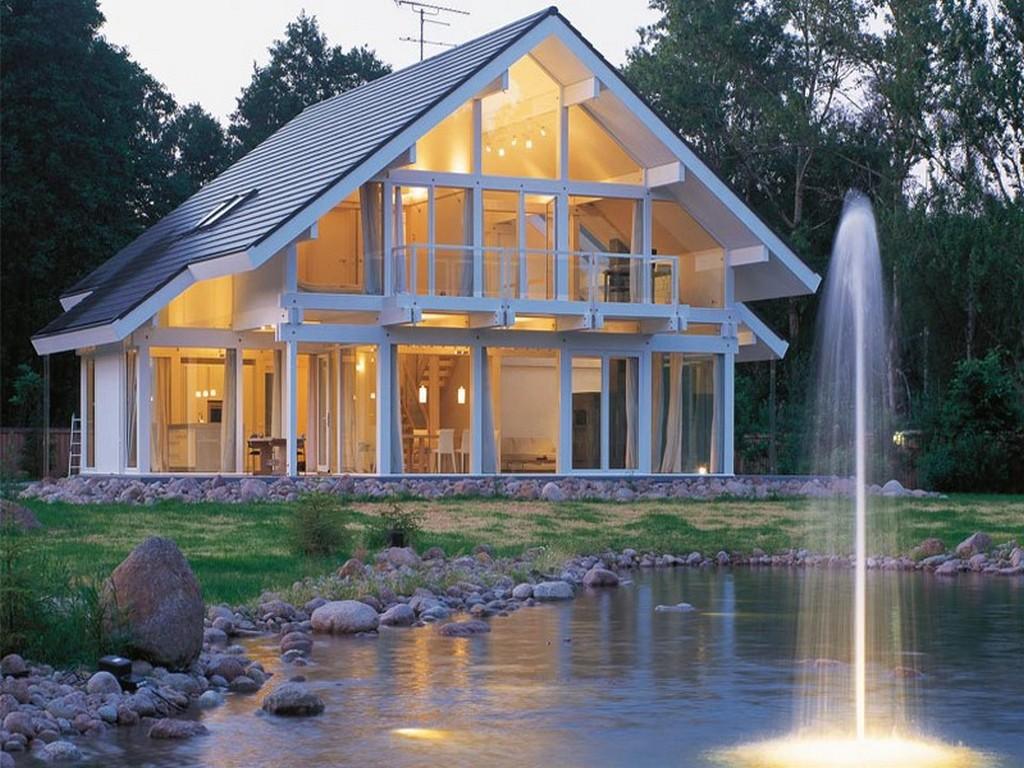 Что такое каркасный дом, и из чего он состоит