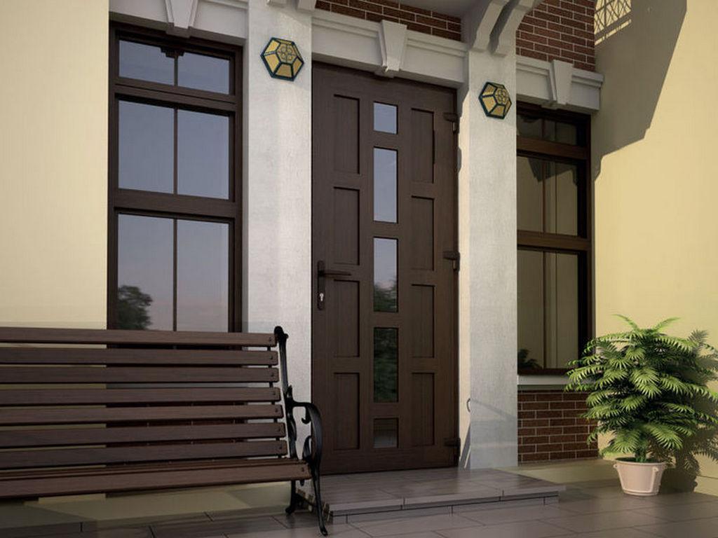 Характеристика бронированных дверей