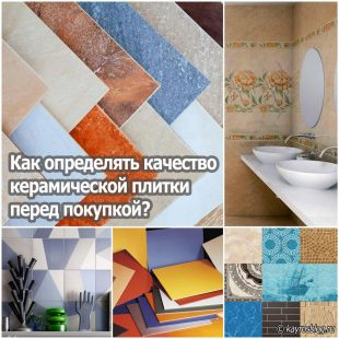Как определять качество керамической плитки перед покупкой