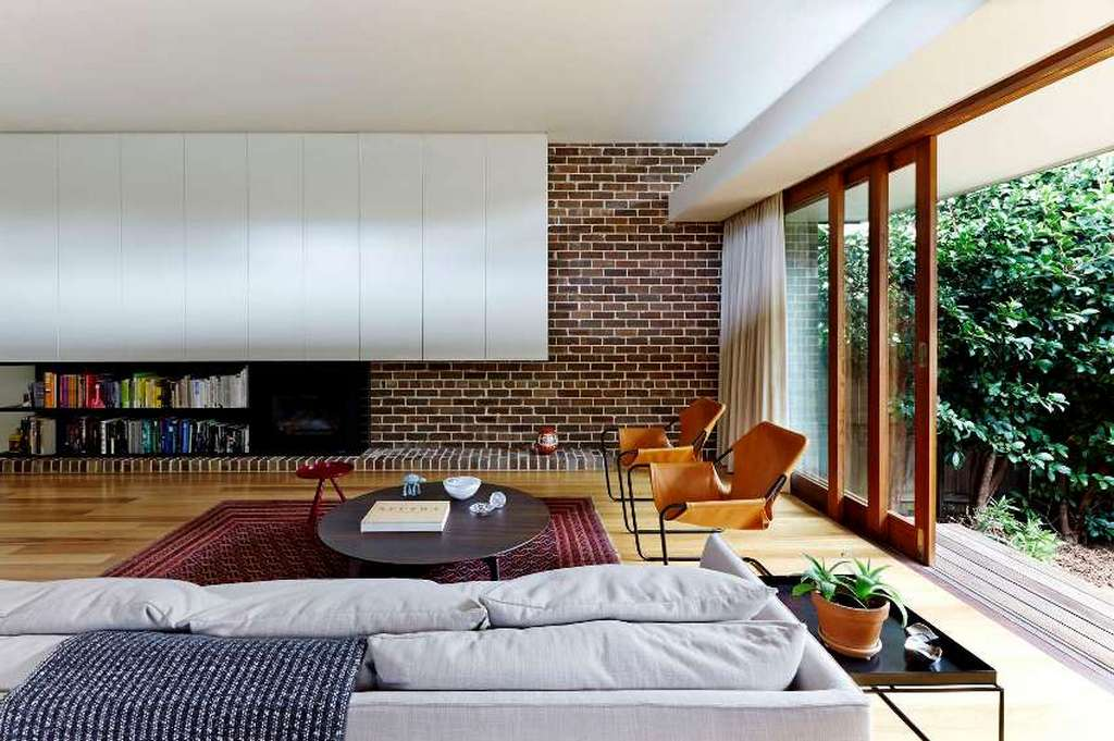 Как применяется современный декоративный элемент в интерьере?