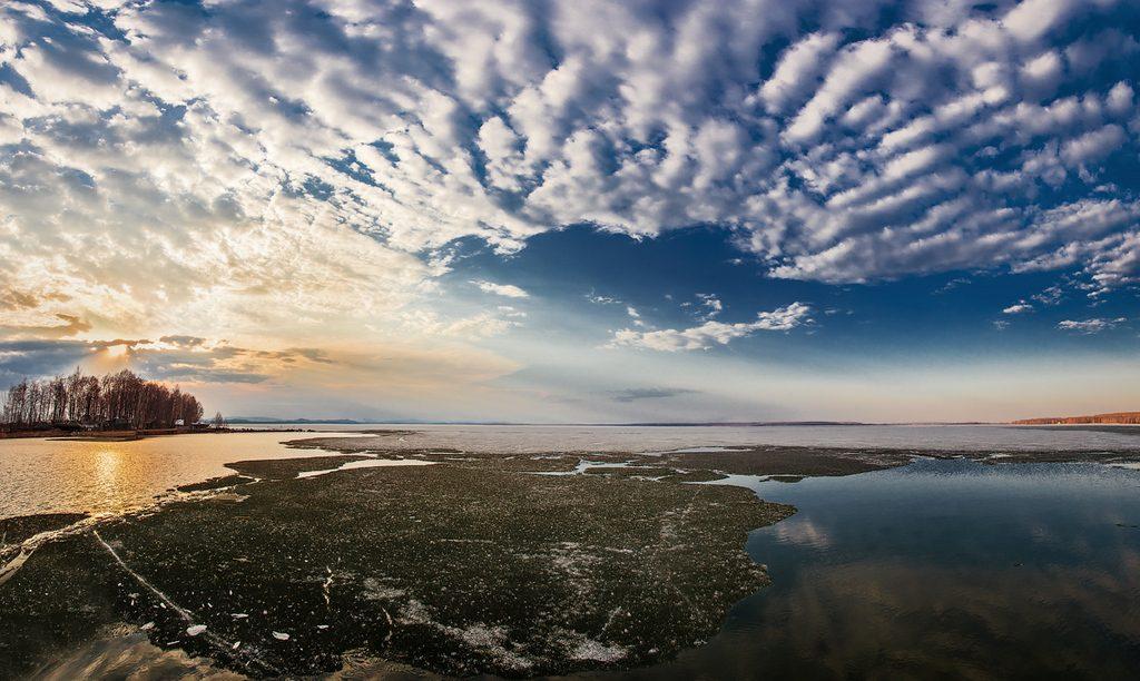 Легенды озера Увильды