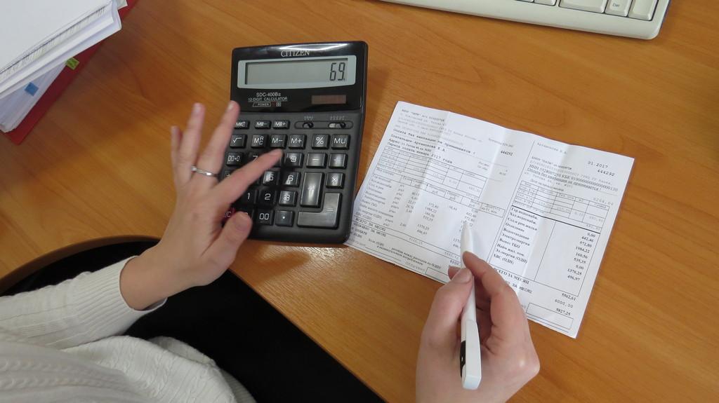 Методика расчета платы за предоставление услуги